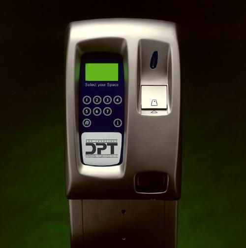 Multi-space smart meter
