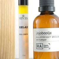 Trois marques norvégiennes de cosmétiques naturels & bio.