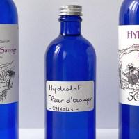 Mes indispensables : les hydrolats.