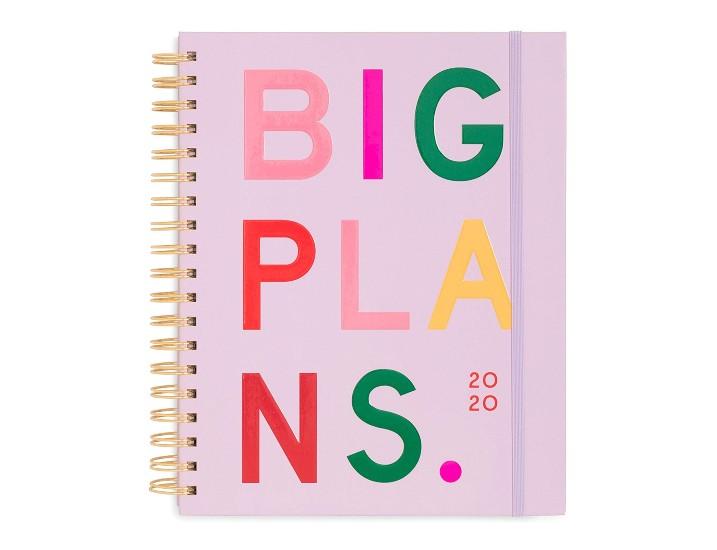 Ban.Do Big Plans 12-Month Planner
