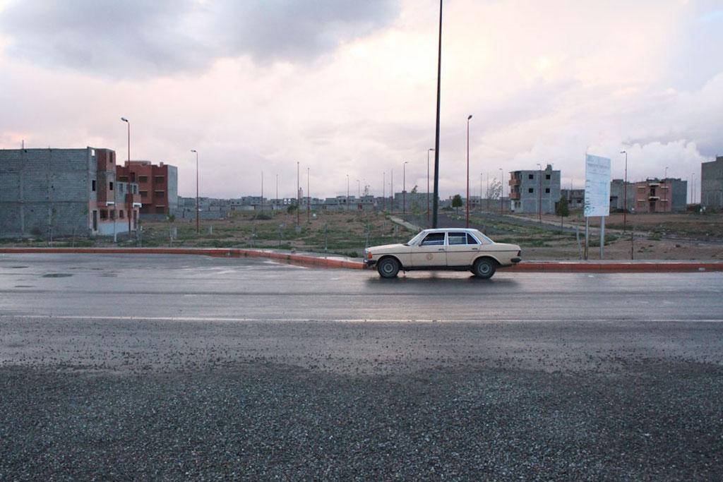 Auto im Nirgendwo