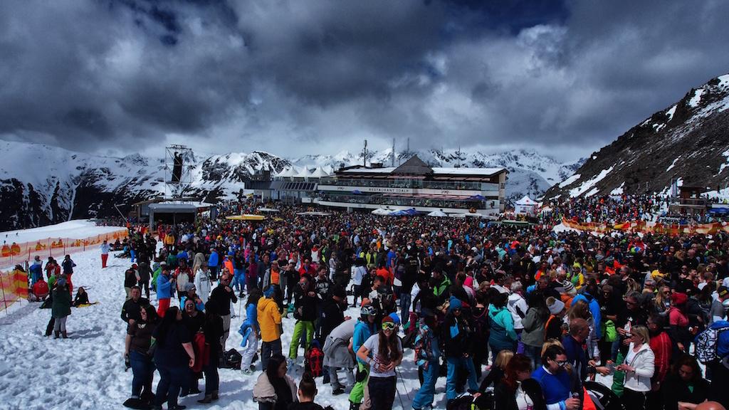 13 000 Menschen auf der Idalpe