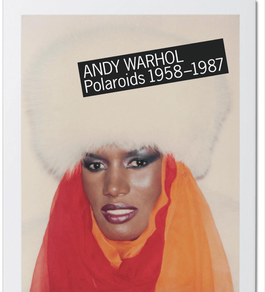 Andy Warhol. Polaroids Richard B. Woodward, Reuel Golden  Hardcover, Schweizer Bindung mit Doppelcover, 27 x 34 cm, 560 Seiten