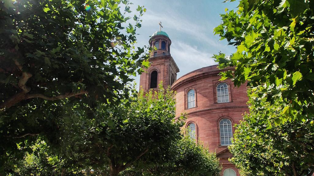 © Michael André Ankermüller Paulskirche