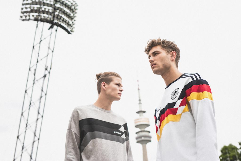 © adidas originals X Franz Beckenbauer, 2015