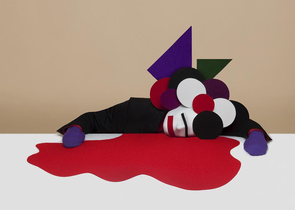 "© Bartholot ""Geometric Homicide"", 2009"