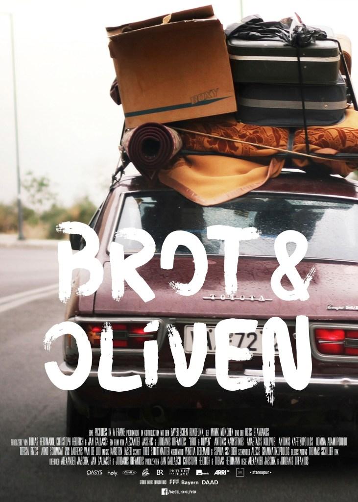 "Filmposter ""Brot & Oliven"""