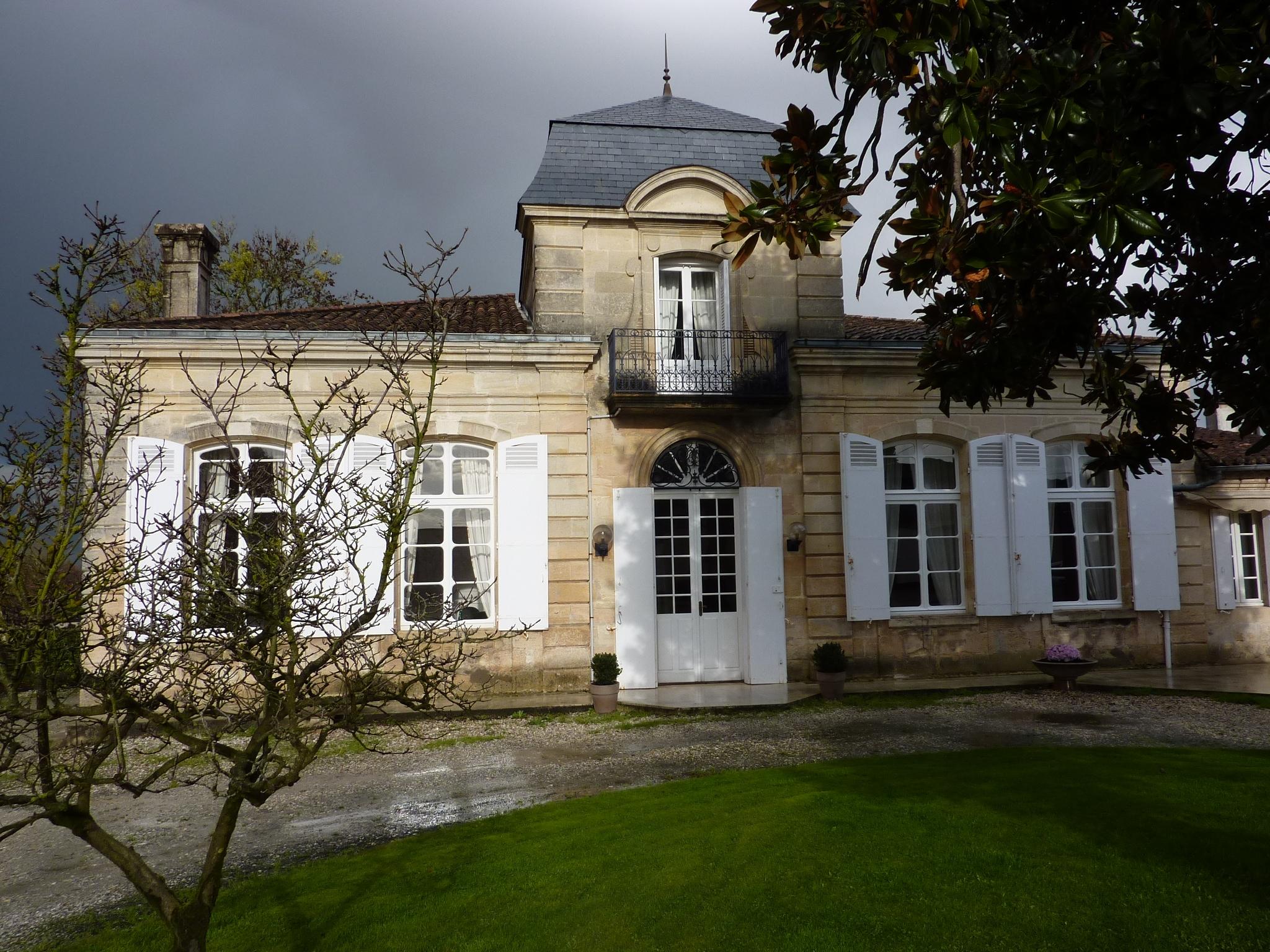 Chteau Deyrem Valentin Bordeaux Wines