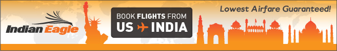 cheap flights to India from USA, Flights to India