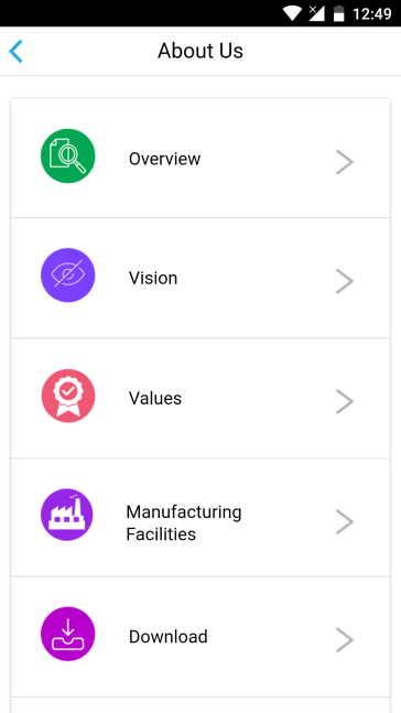 BPL Medical Technologies App- about us