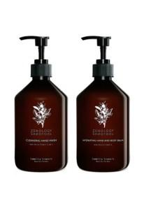 Zenology Hand wash & Body Balm Black tea