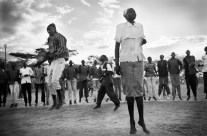 refugee camp,Kakuma / Kenya August 2000