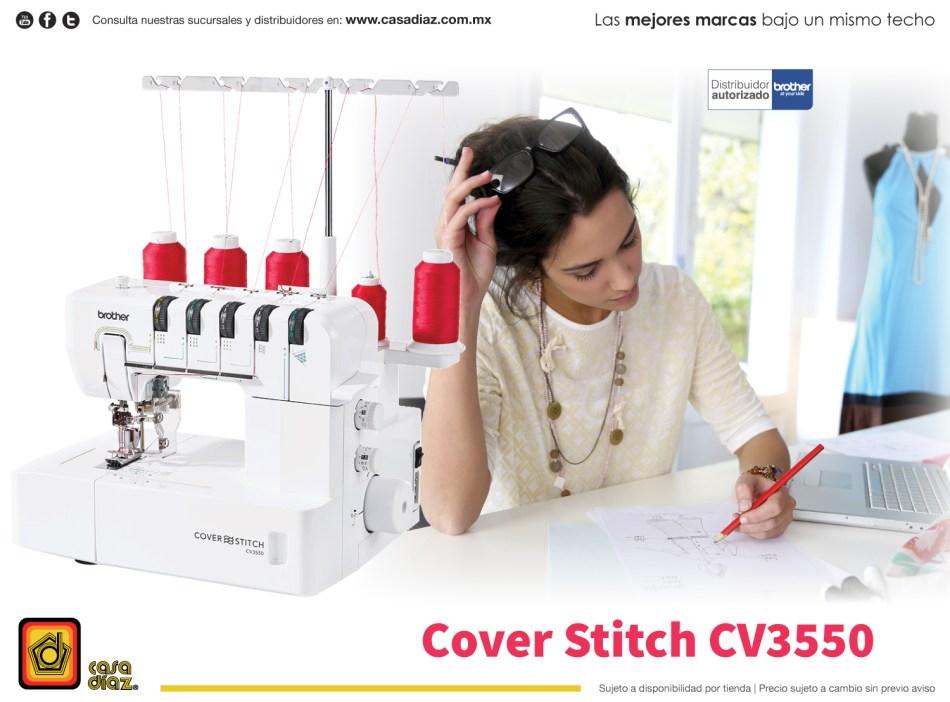 Cover Stitch CV3550