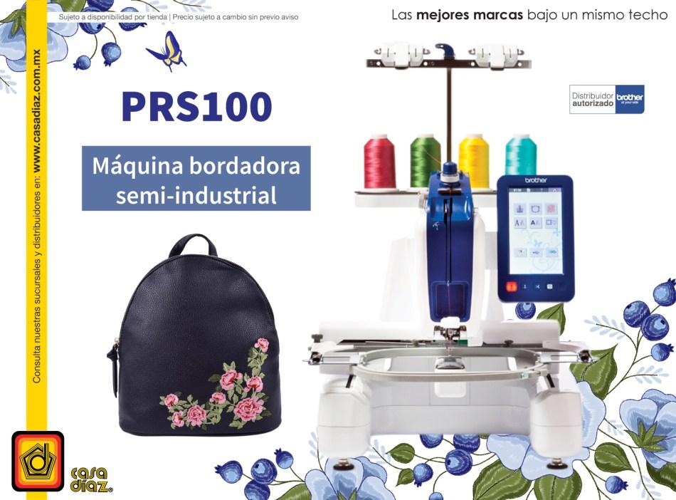 PRS100 Bordadora Brother