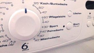 Waschmaschine-