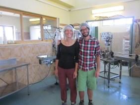 Arbeiten im Kibbuz_food processing