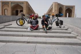 Herzlichen Glückwunsch zu Isfahan