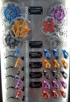 hope - Farbenvielfvalt aus eloxiertem Aluminium