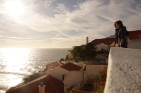 Malerisch an der wilden Küste Portugals