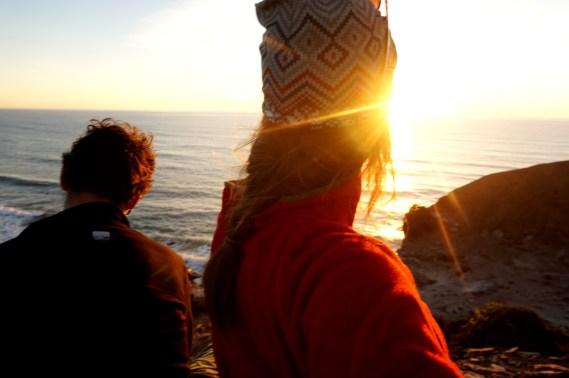 Fast nochmal Sommer an der portugisischen Küste