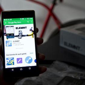 Wahoo Elemnt - App