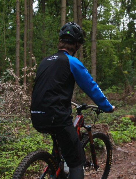 Florian testet den Endura MT500 Helm