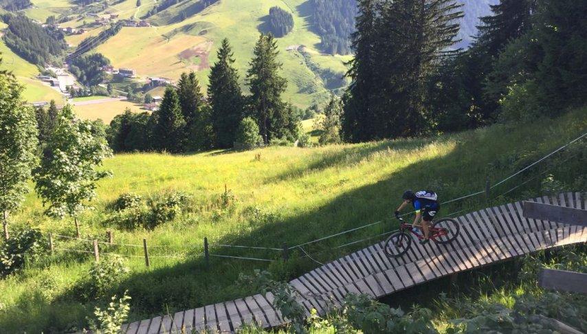Saalbach Hinterglemm MTB Reisebericht