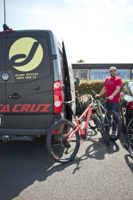 Santa Cruz Bikes 2018
