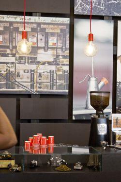Kaffe-Kultur bei SRAM - lecker war's ;)