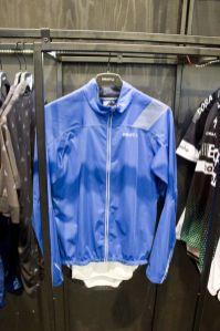 Craft Regenjacke - super angenehm zu tragen