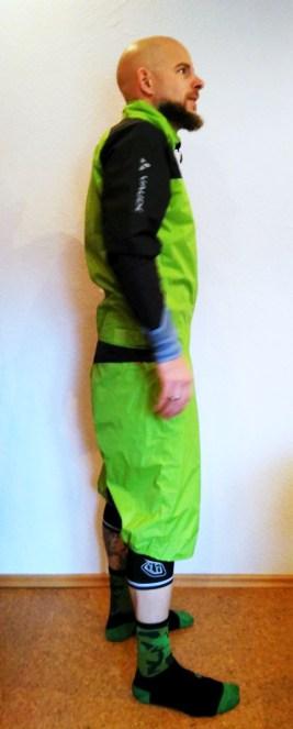 Sitz Vaude Moab Rain Suit