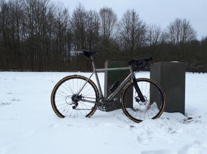 6 Monte im Test - sogar schon im Schnee gewesen