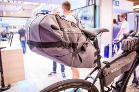 Neue Bikepacking Satteltasche von Shimano