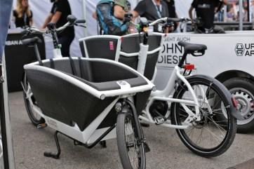 Jetzt bei uns erhältlich - Urban Arrow Lastenräder