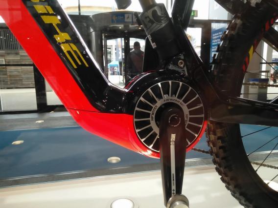 Motor von TQ-Systems
