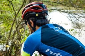 Eignet sich auch für Ausflüge ins Gelände: Der mit MIPS Spherical ausgestattete Giro Aether.