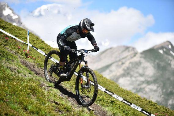 La Thuile und steile Strecken gehören einfach zusammen