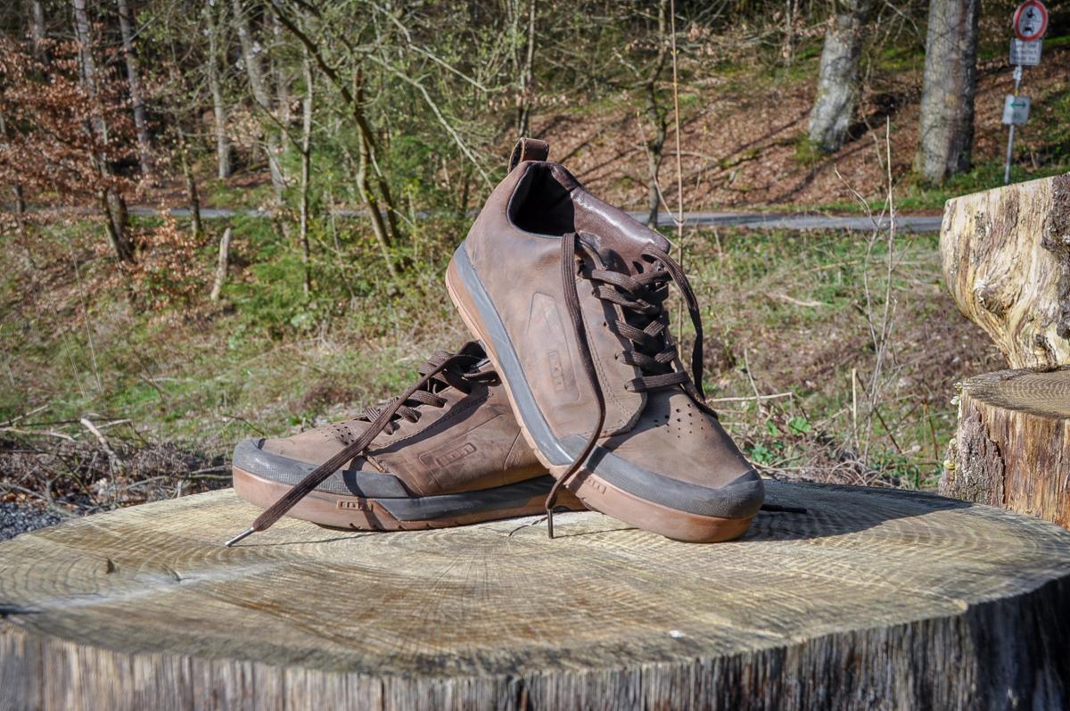 Im Test: Der neue ION Raid Select Flatpedal Schuh HIBIKE Blog