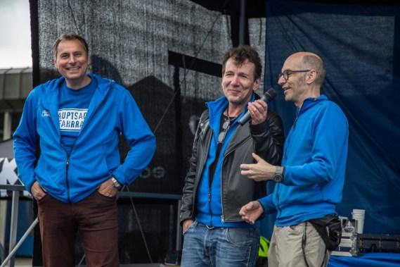 Christian Bär, Gründer von HIBIKE und Rainer Nowacki, einer der Mitbegründer im Interview über alte Zeiten und die Zukunft des Fahrradhandels.