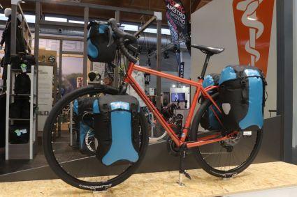 Fahrradtaschenvielfalt bei Ortlieb