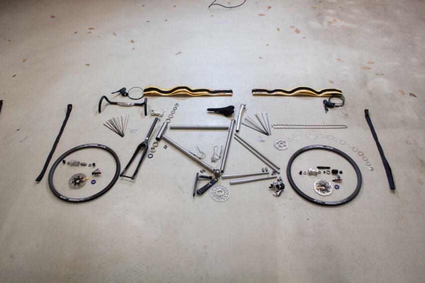 Bikepuzzle - Alle Teile in der Übersicht!