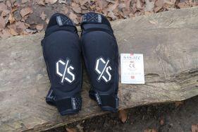 Die Loose Riders Knieprotektoren sind CE zertifziert