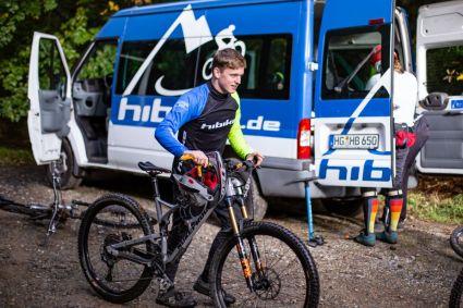 Niklas ist neu im Team und freut sich bereits auf die Saison