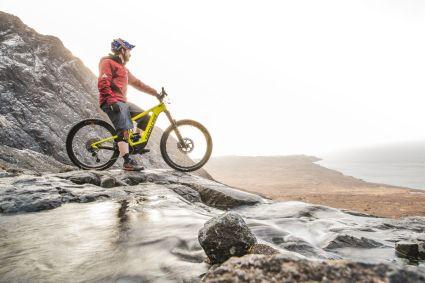 Das Santa Cruz Heckler - ein Trail-Pedelec mit Shimano Antrieb