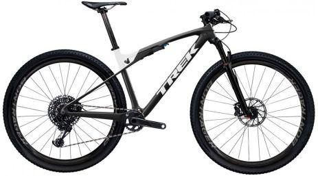 Das Trek Supercaliber ist eines der besten Cross-Country Bikes.