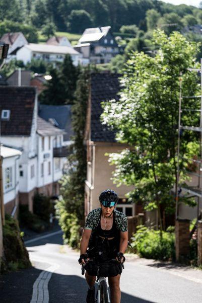 Beim Taunus Bikepacking #4 wurde viel gekämpft... - Foto by Nils Laenger