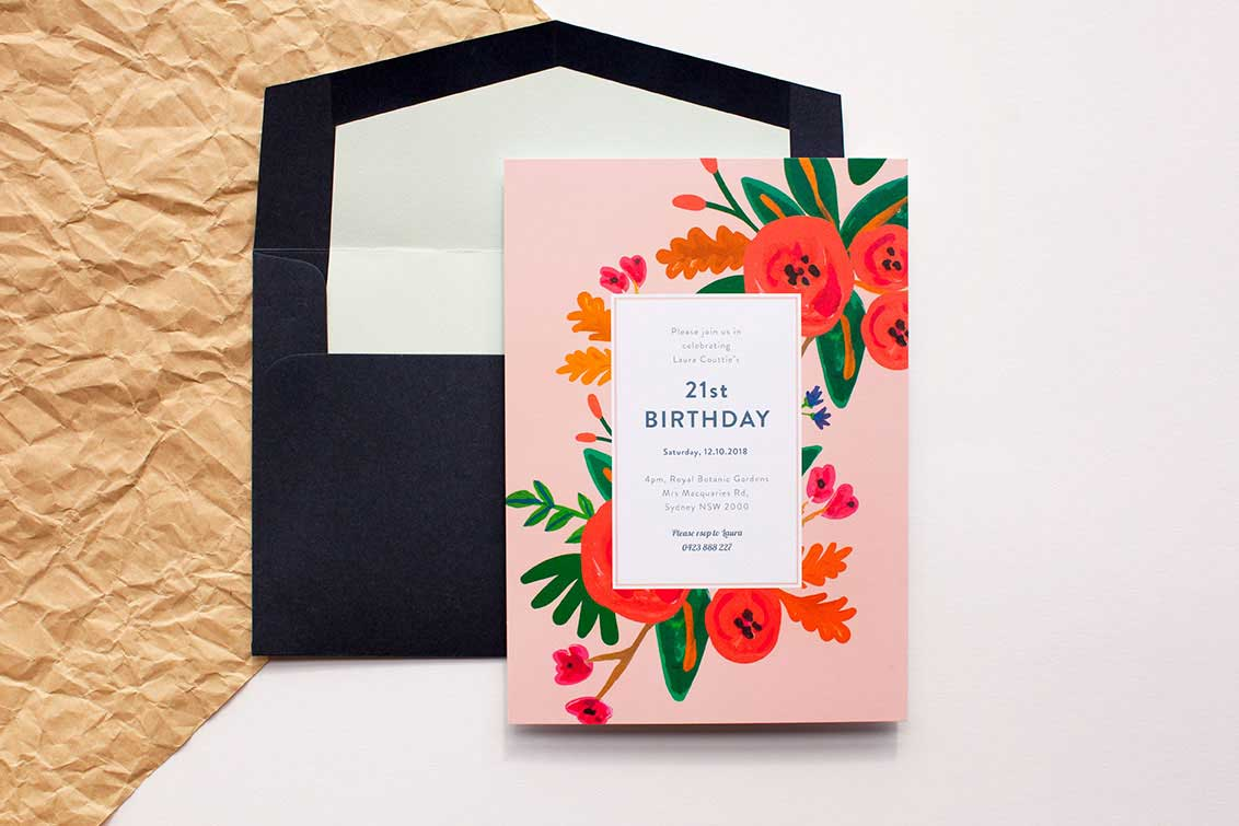 https paperlust co blog everything need know birthday invitation wording