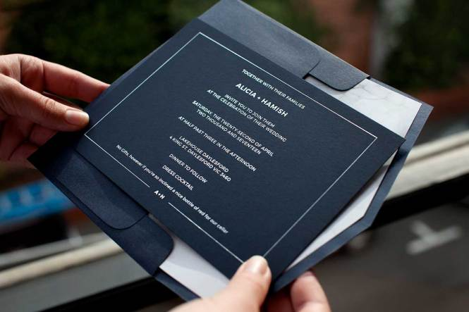 When To Send Wedding Invitations Let S