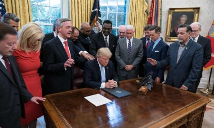 Prayer Power in the White House