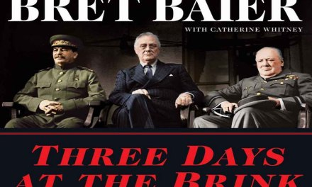 """Three Days on the Brink"" Book Review"